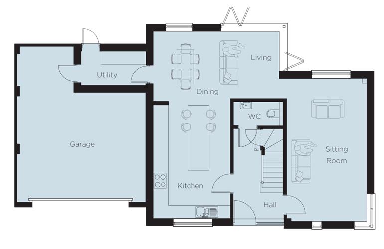 Images of Folding Door Floor Plan - Losro.com