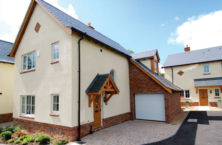 Heritage New Homes Tiverton